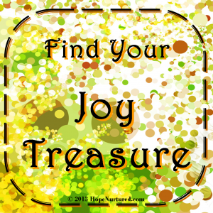 Find Your Joy Treasure